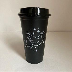 Starbucks Halloween Black Reusable Hot Cup